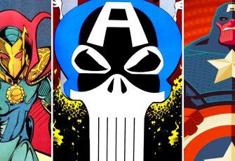 What The ...: Les 20 plus bonkers Marvel super-héros issus d'univers alternés