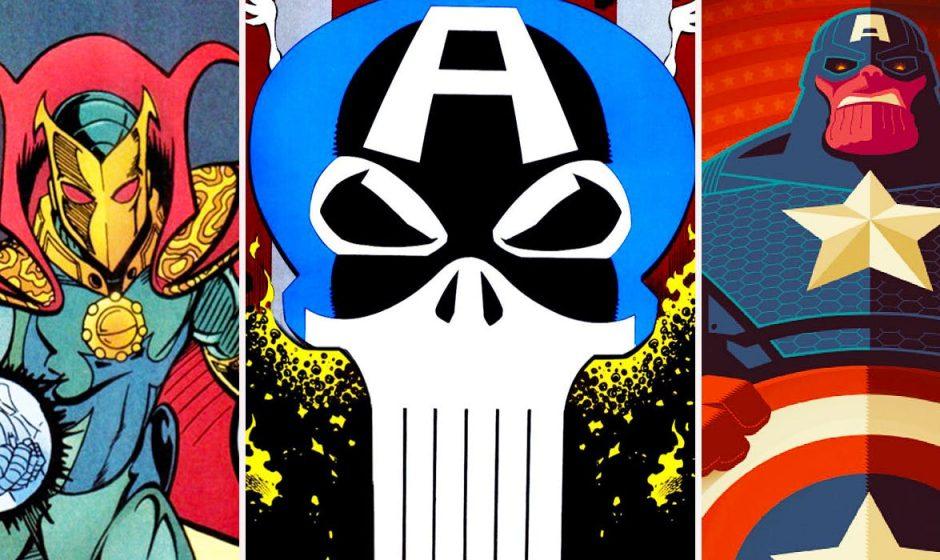 What The …: Les 20 plus bonkers Marvel super-héros issus d'univers alternés