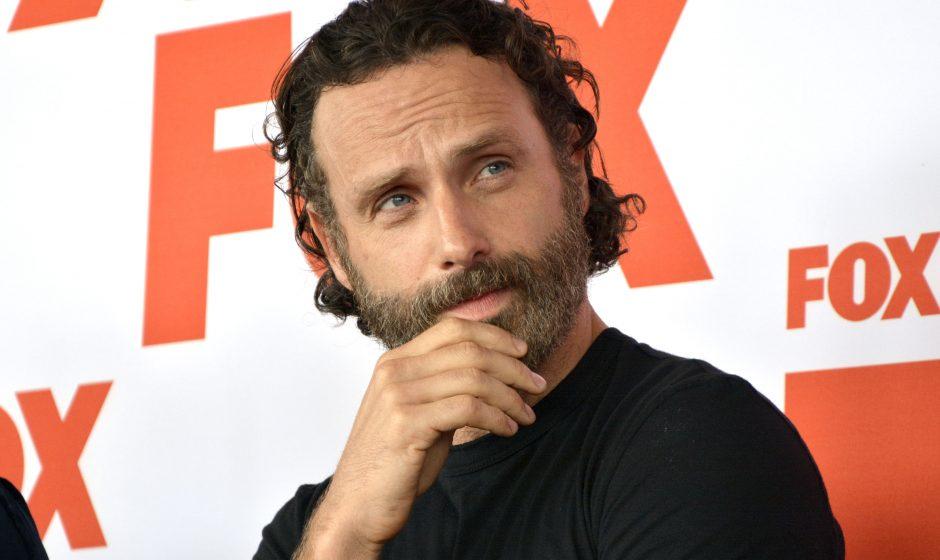 Le départ d'Andrew Lincoln signale la fin de 'The Walking Dead'