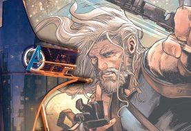 La tour Avengers du MCU fait ses débuts chez Marvel Comics