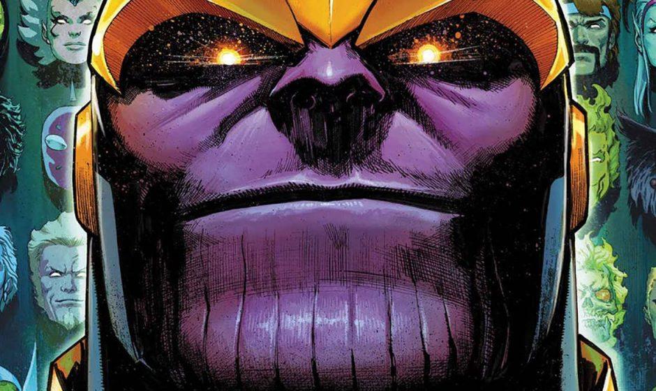 Les Gardiens de la Galaxie présenteront un tout nouveau Thanos