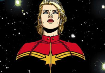 Captain Marvel Is Adding Annette Bening