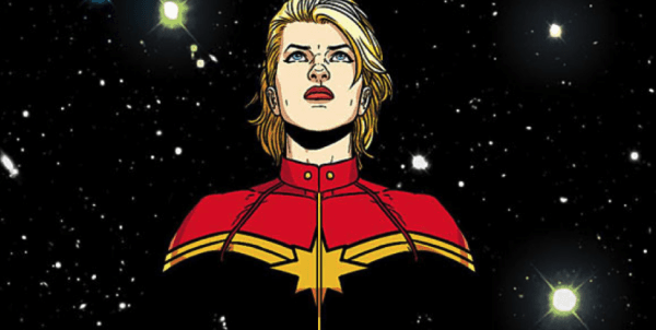 Captain Marvel Is Adding Annette Bening