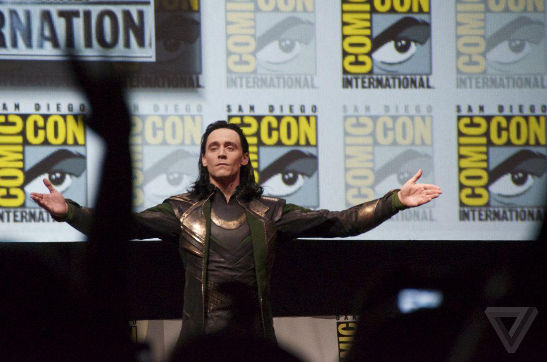 Photos du San Diego Comic-Con International 2013