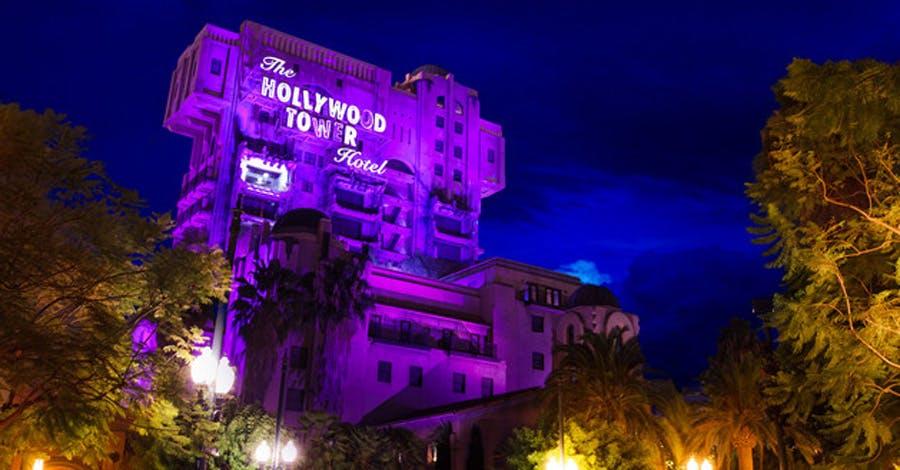 Rumor: 'Guardians' may replace Disneyland's Tower of Terror