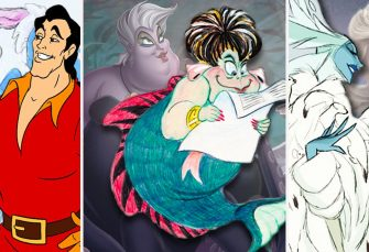 Back To The Drawing Board: 26 Pieces Of Unused Disney Character Art