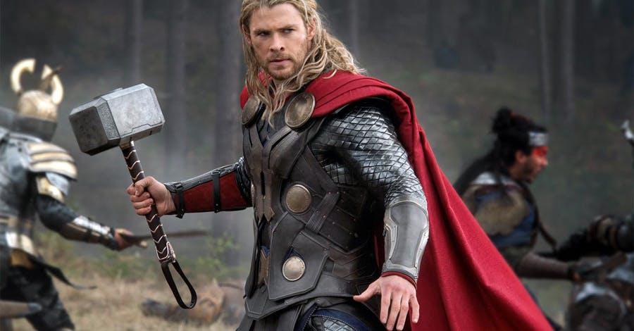 """COMIC REEL: """"Thor: Ragnarok"""" pour présenter la comédie Hemsworth; Nouveau casting """"Wolverine 3"""""""