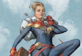 Remaniement de l'origine du capitaine Marvel en se basant sur les Kree et [SPOILER]