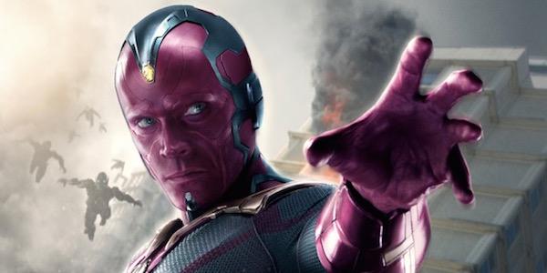 Que doit faire Marvel avec Vision Moving Forward?