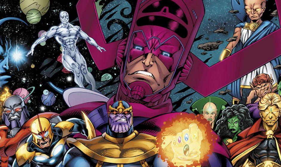 L'un des anciens hôtes de Venom appartient à l'univers cosmique Marvel