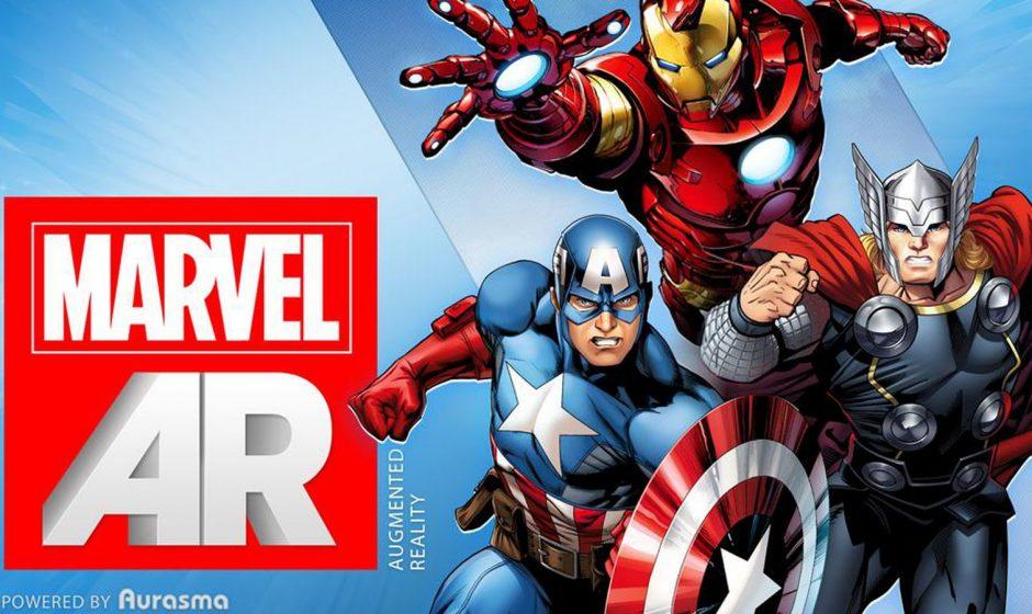 Marvel révèle la réalité augmentée pour les bandes dessinées, la nouvelle bande dessinée numérique 'Infinite'