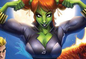 Infinity Warps n ° 1 apporte l'humour à l'événement cosmique de Marvel