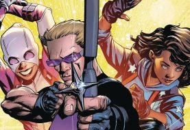 West Coast Avengers # 1 est rempli de cœur, d'humour et de super héros fantastiques