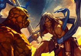 Conan Attacks the Marvel Universe in 20 New Variant Covers