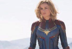 L'affiche animée du capitaine Marvel commence le compte à rebours des 100 jours