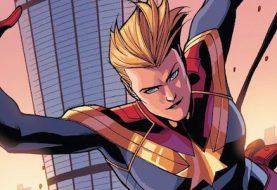 Comment Marvel se sent à propos de Captain Marvel Photos de Brie Larson se faire fuir