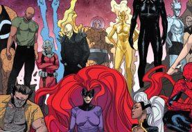 Attendez ... Est-ce que Fantastic Four vient de réunir Wolverine avec le reste de la merveille U?