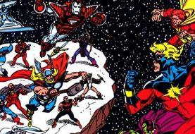 Time Marvel Heroes a combattu des équipes composées de héros et de méchants morts!