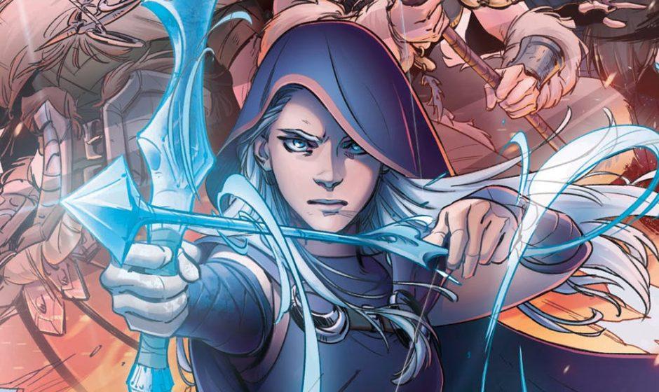 League of Legends Comics venant des jeux Marvel & Riot