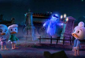 Baymax, DuckTales Visitez le manoir hanté de Disney dans Halloween Promos