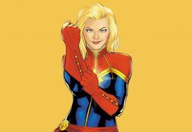 Captain Marvel Movie Based on Kelly Sue DeConnick's Comics Run