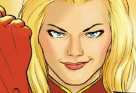 Captain Marvel is Based on Kelly Sue DeConnick's Comics Run