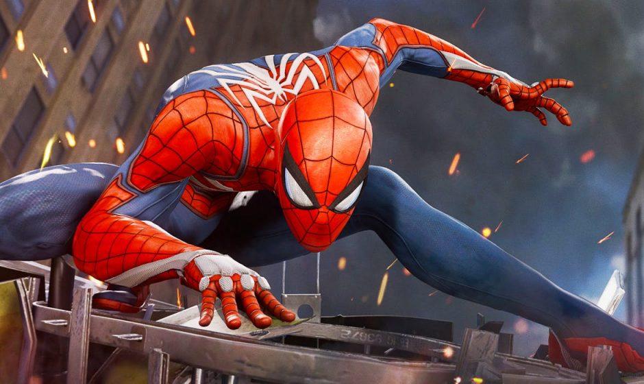 Le jeu PS4 de Spider-Man de Marvel a maintenant remporté l'or