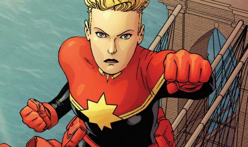 La série animée Captain Marvel qui aurait pu être